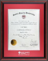 Framed Degree
