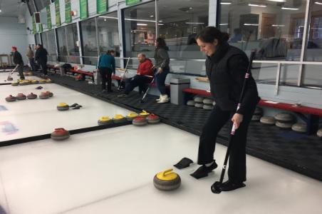 Curling - Freeman