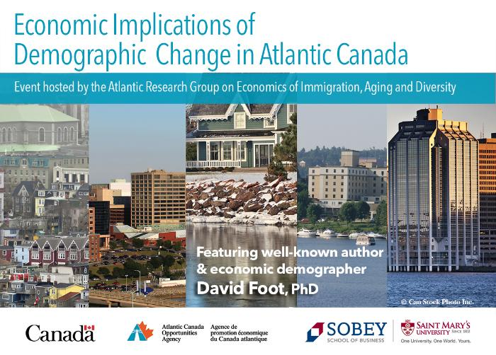Economic Implications of Demographic Change in Atlantic Canada