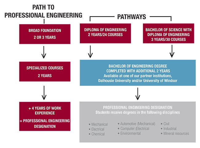 Engineering Pathways