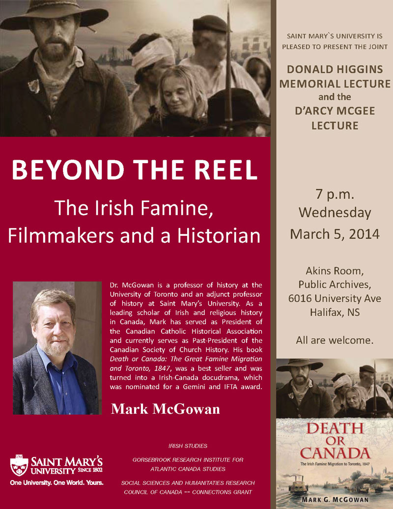 Beyond a Reel with Dr. Mark MacGowan