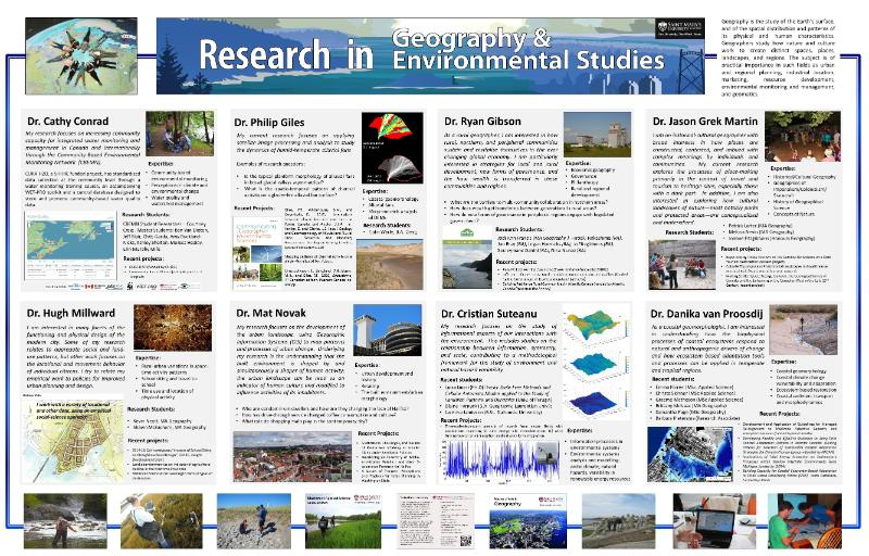 GES Research Expo poster