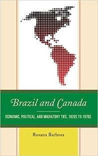 Rosana Barbosa Brazil and Canada Book Cover