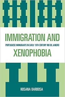 Rosana Barbosa Immigration Book Cover