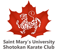 SMU Karate Logo with text