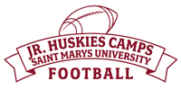 Jr. Huskies Football Camp Logo