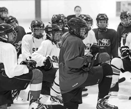 Girls Hockey Camps Photo