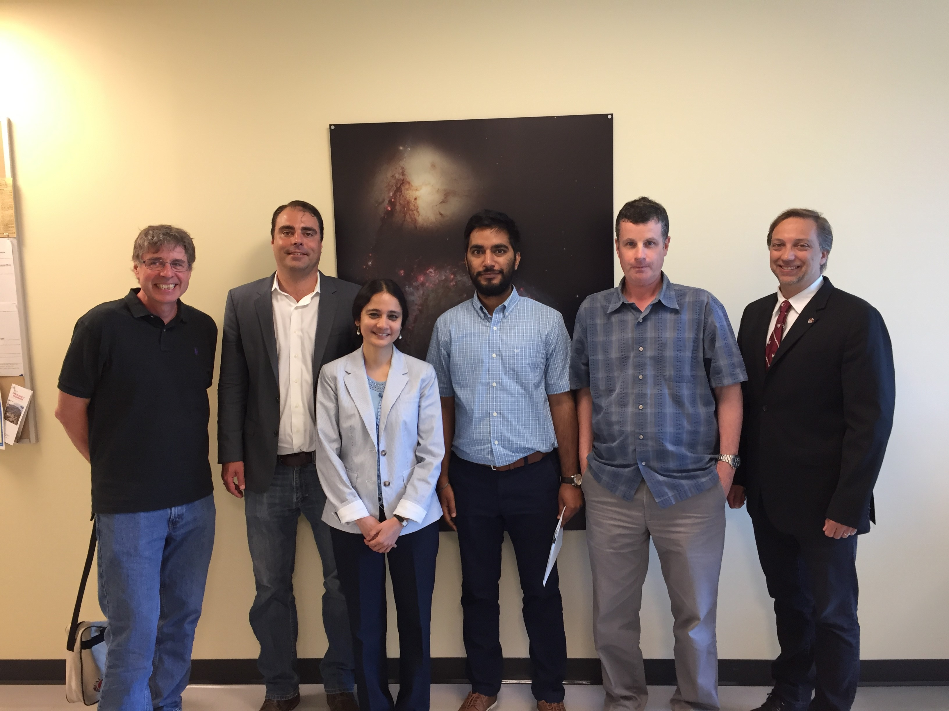 Ph. D. in nuclear astrophysics successfully defended